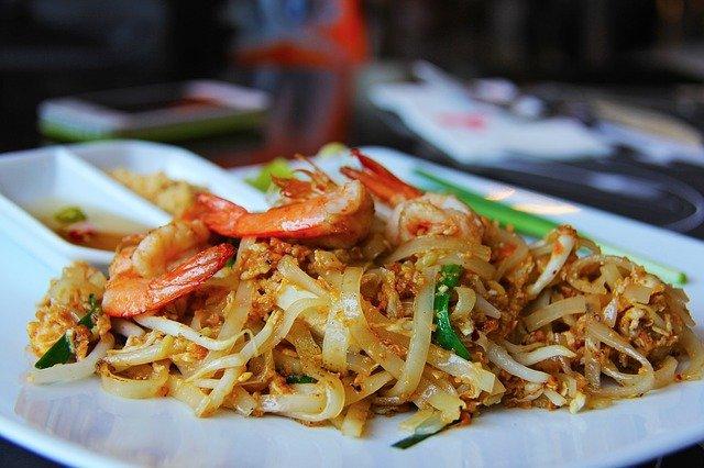 Pad Thai Rezept für Nudeln